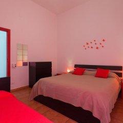 Отель Villa Mondello Италия, Палермо - отзывы, цены и фото номеров - забронировать отель Villa Mondello онлайн комната для гостей фото 2