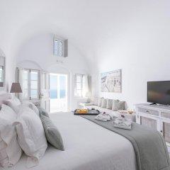 Отель Aqua Luxury Suites Люкс с различными типами кроватей фото 9