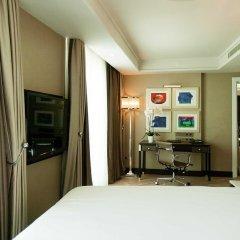 Radisson Blu Hotel Istanbul Pera 5* Люкс с различными типами кроватей фото 6
