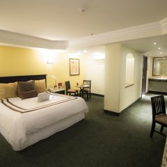 Hotel Ticuán 3* Полулюкс с различными типами кроватей фото 3