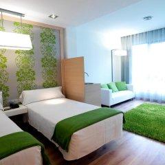 Отель NH La Avanzada 4* Стандартный номер с различными типами кроватей