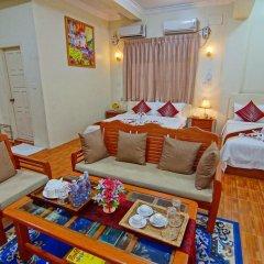 79 Living Hotel 3* Люкс с различными типами кроватей фото 6