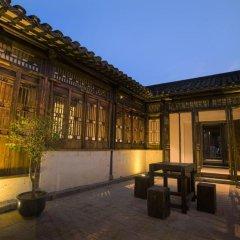 Отель Suzhou Shuian Lohas Вилла с различными типами кроватей фото 5