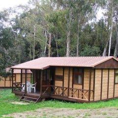Отель Lisboa Camping Бунгало с различными типами кроватей фото 10