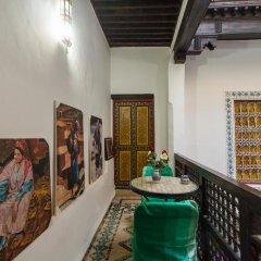 Отель Casa Aya Medina Марокко, Фес - отзывы, цены и фото номеров - забронировать отель Casa Aya Medina онлайн балкон