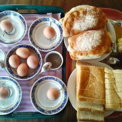 Отель Kurulu Garden питание фото 2