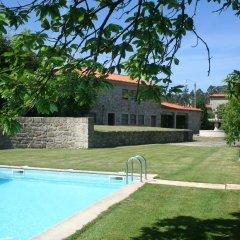 Отель Casas do Rio бассейн