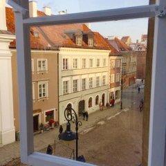 Отель Castle Inn Варшава балкон