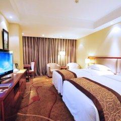AVIC Hotel Beijing 4* Стандартный номер с 2 отдельными кроватями фото 2