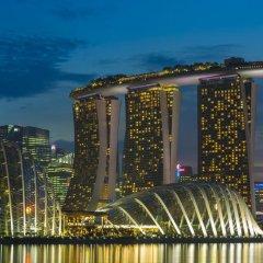 Отель Holiday Inn Express Singapore Orchard Road Сингапур приотельная территория фото 2