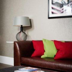 Отель Malmaison Glasgow Глазго комната для гостей фото 9