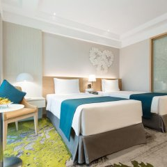 Отель Holiday Inn Bangkok комната для гостей фото 6
