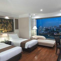 Grande Centre Point Hotel Ratchadamri 5* Номер Grand Deluxe с различными типами кроватей фото 7