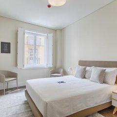 Отель Chiado Mercy - Lisbon Best Apartments Португалия, Лиссабон - отзывы, цены и фото номеров - забронировать отель Chiado Mercy - Lisbon Best Apartments онлайн комната для гостей
