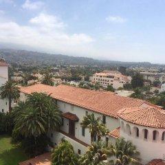 Отель Pacifica Suites балкон