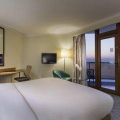 Отель Mersin HiltonSA комната для гостей фото 7