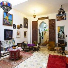 Отель Bab El Fen Марокко, Танжер - отзывы, цены и фото номеров - забронировать отель Bab El Fen онлайн интерьер отеля фото 3