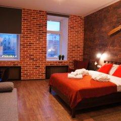 LiKi LOFT HOTEL 3* Номер Делюкс с различными типами кроватей фото 10