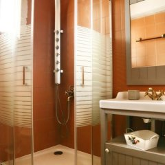 Отель Asion Lithos Улучшенные апартаменты с различными типами кроватей фото 23
