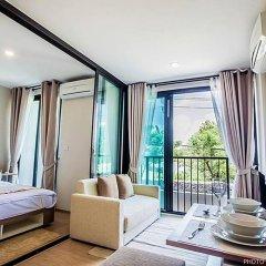 Отель Zcape 2 Residence by AHM Asia 3* Студия Делюкс фото 2