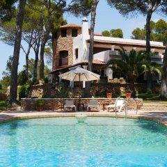 Отель Villa Colina Ibiza бассейн фото 2