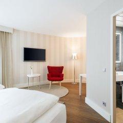 Отель NH Collection Frankfurt City 4* Номер категории Премиум с различными типами кроватей фото 6