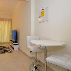 Апартаменты One Perfect Stay Studio Burj Al Nujoom Студия Делюкс с различными типами кроватей фото 2