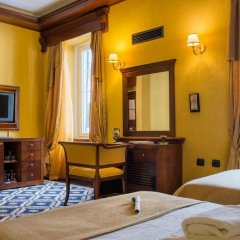 Hotel Cattaro 4* Номер Делюкс с двуспальной кроватью фото 3