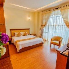 Thien An Riverside Hotel 3* Люкс с различными типами кроватей фото 2