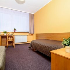 Hotel Zemaites 3* Стандартный номер с различными типами кроватей фото 10