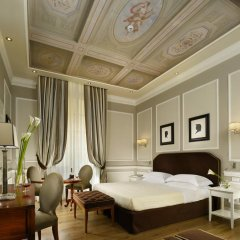 FH55 Hotel Calzaiuoli 4* Президентский люкс с различными типами кроватей фото 4