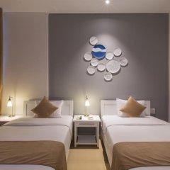 Alba Hotel 3* Улучшенный номер с различными типами кроватей фото 5