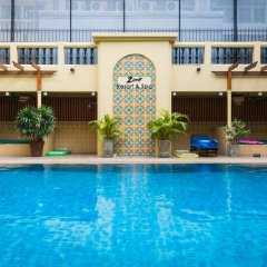 Отель Zing Resort & Spa 3* Люкс с различными типами кроватей фото 12