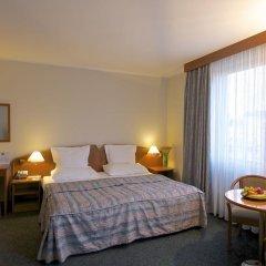 Отель Plaza Prague 4* Стандартный номер фото 2