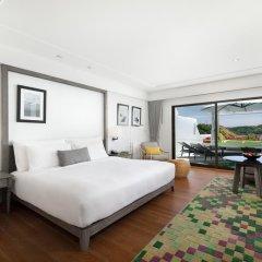 Отель The Nai Harn Phuket 4* Люкс с двуспальной кроватью фото 7
