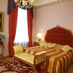 Гостиница Националь Москва 5* Президентский люкс двуспальная кровать фото 3