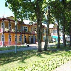 Отель Parko Vila Литва, Друскининкай - 1 отзыв об отеле, цены и фото номеров - забронировать отель Parko Vila онлайн детские мероприятия