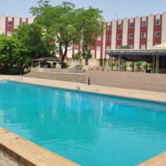 Agura Hotel бассейн