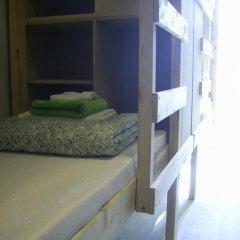 Хостел Кислород O2 Home Кровать в общем номере фото 48