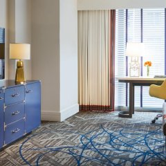 Kimpton Hotel Palomar Washington DC 4* Студия с различными типами кроватей фото 6
