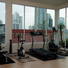 Отель Bless Residence Бангкок фитнесс-зал