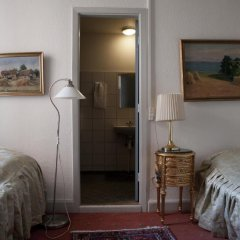 Hotel Postgaarden 3* Стандартный номер с различными типами кроватей фото 2