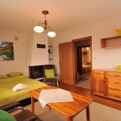 Отель Apartament Iskra Закопане комната для гостей фото 5