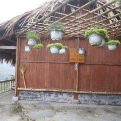 Отель Tavan Ecologic Homestay Бунгало с различными типами кроватей фото 7