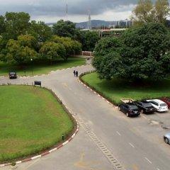 Agura Hotel парковка