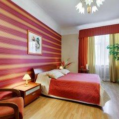 Отель Khreshchatyk Suites Киев комната для гостей фото 8