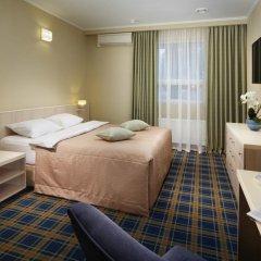 Гостиница Брайтон 4* Улучшенный номер с двуспальной кроватью фото 2