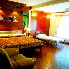 Отель Royal Ivory Sukhumvit Nana by Compass Hospitality 3* Номер Делюкс с различными типами кроватей