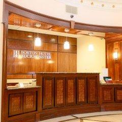 Boston Hotel Buckminster интерьер отеля фото 3
