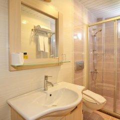 Отель Sultan Keykubat ванная